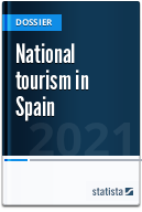 National tourism in Spain