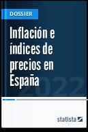 Inflación e índices de precios en España
