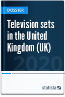 Television sets in the United Kingdom (UK)
