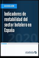 Indicadores de rentabilidad del sector hotelero en España