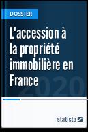 L'accession à la propriété immobilière en France