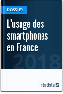 L'usage des smartphones en France