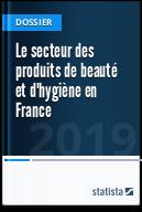 Le secteur des produits de beauté et d'hygiène en France