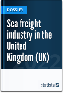 Seafreight industry in the United Kingdom (UK)