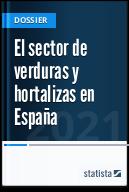 El sector de verduras y hortalizas en España