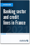 Banking sector and credit lines in France