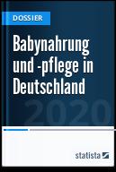 Babynahrung und -pflege in Deutschland