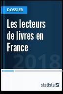 Les lecteurs de livres en France