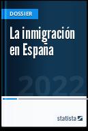 La inmigración en España