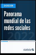 Panorama mundial de las redes sociales