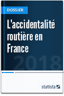 L'accidentalité routière en France