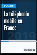 La téléphonie mobile en France