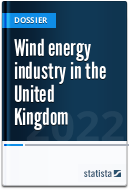 Wind energy industry in the UK