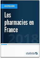 Les pharmacies en France