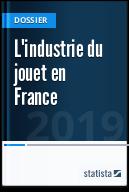 L'industrie du jouet en France