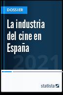 La industria del cine en España