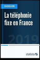 La téléphonie fixe en France