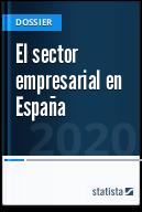 El sector empresarial en España