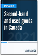 Second-hand and used goods in Canada