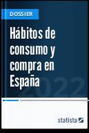 Hábitos de consumo y compra en España