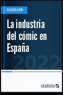 La industria del cómic en España