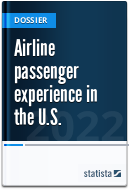 Airline passenger experience in the U.S.