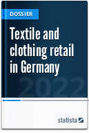 Textile and clothing retail in Germany