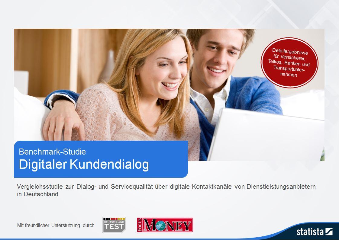 Benchmark Studie - Digitaler Kundendialog 2016