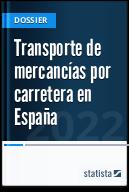 Transporte de mercancías por carretera en España