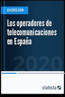 Los operadores de telecomunicaciones en España
