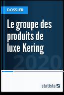 Le groupe des produits de luxe Kering