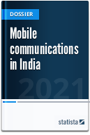 Mobile communications in India