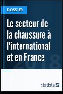 Le secteur de la chaussure à l'international et en France
