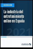 La industria del entretenimiento online en España