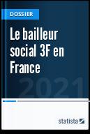 Bailleur social 3F en France