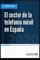 El sector de la telefonía móvil en España