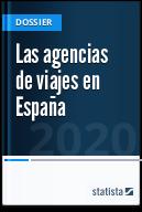 Las agencias de viajes en España