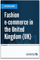 Online clothing market in the United Kingdom (UK)