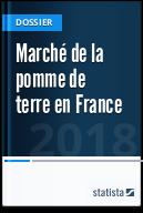 Marché de la pomme de terre en France