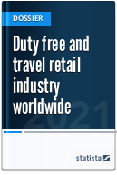 Duty free and travel retail industry worldwide