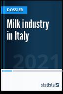 Milk industry in Italy
