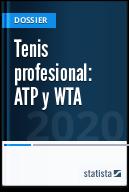 Tenis profesional: ATP y WTA