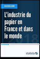 L'industrie du papier en France et dans le monde