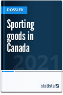 Sporting goods in Canada