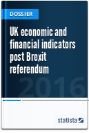 UK economic and financial indicators post Brexit referendum