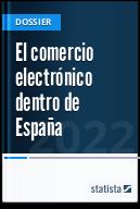 El comercio electrónico dentro de España