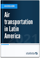 Air transportation in Latin America