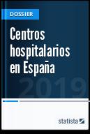 Centros hospitalarios en España