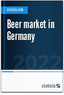Beer market in Germany