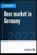 Beer market in Germany